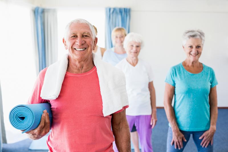 gezondheidsproblemen bij ouderen