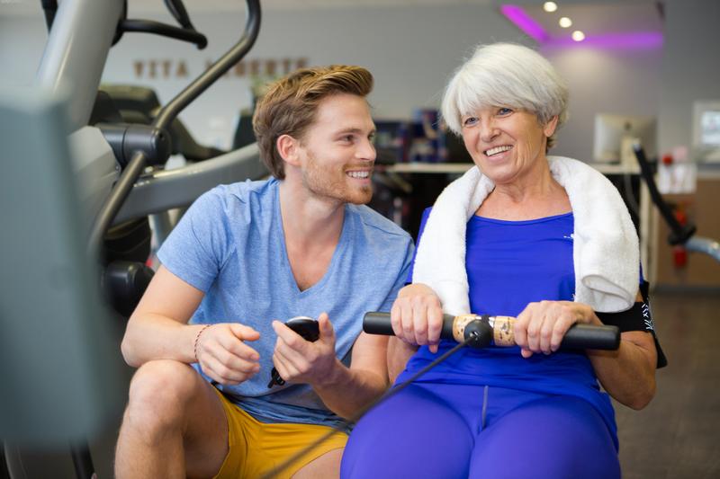 sport voor ouderen
