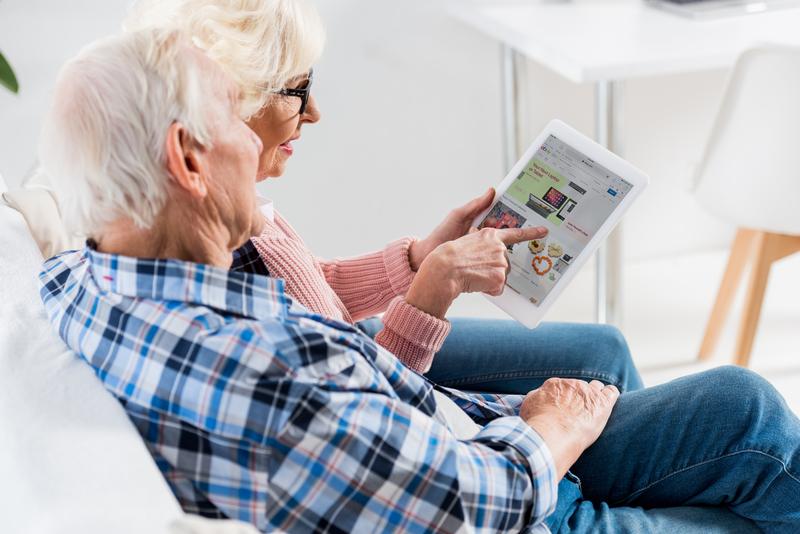 tablets voor ouderen