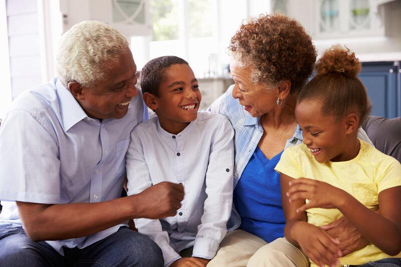 spaarrekening voor kleinkind