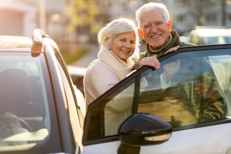 Rijbewijskeuring-ouderen