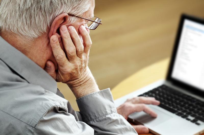 ouderen onveilig op het internet